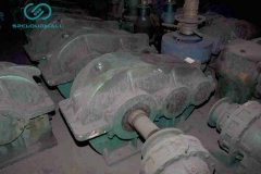 CYLINDRICAL GEAR REDUCER ZLC600-20.26-1