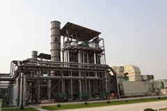 2x72m²plane circulation Sintering machine waste heat recovery system main equipment